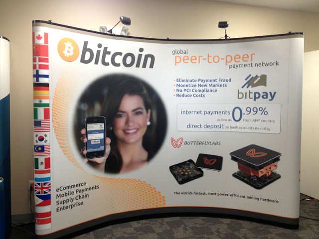 The Bitcoin Booth mod