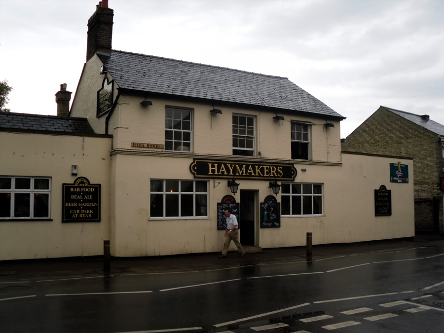 The Haymakers (Cambridge) mod