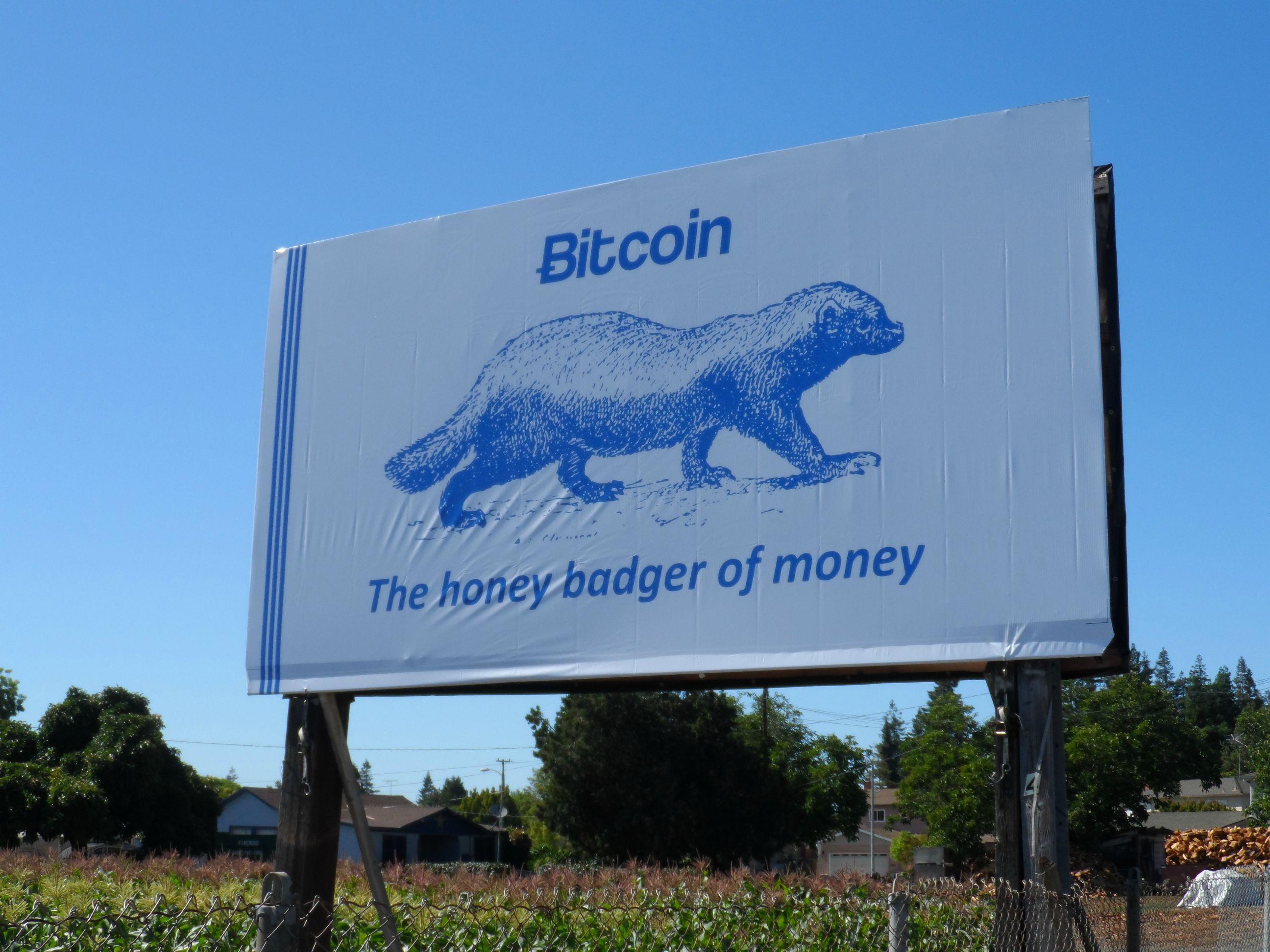 The Honey Badger of Money mod