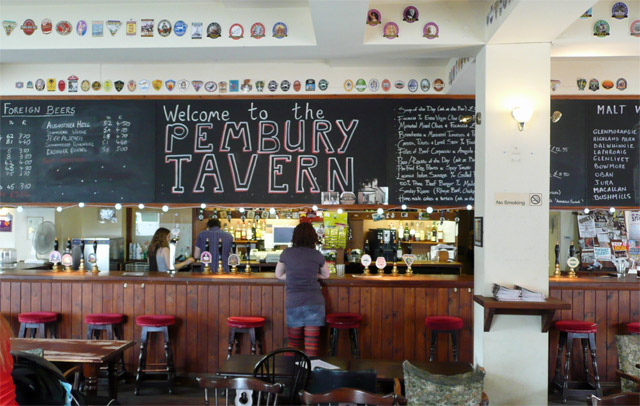 The Pembury Tavern Public House mod