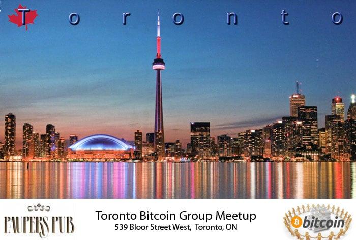 Toronto Bitcoin Community mod
