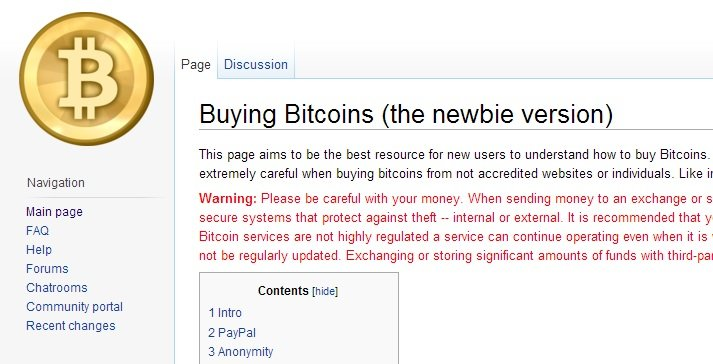 6 bitcoin trading tutorials worth reading unlike what most teachers think wikipedia is actually a good source of information at least in bitcoins case the bitcoin wiki gathers a lot of precious ccuart Images