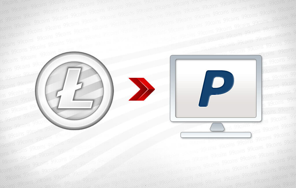 Sell Litecoin with Paypal