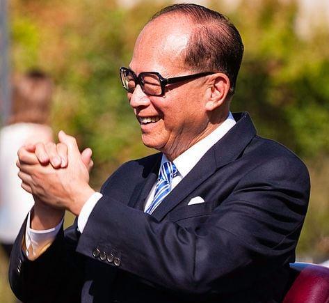 Li Ka-Shing Wikimedia