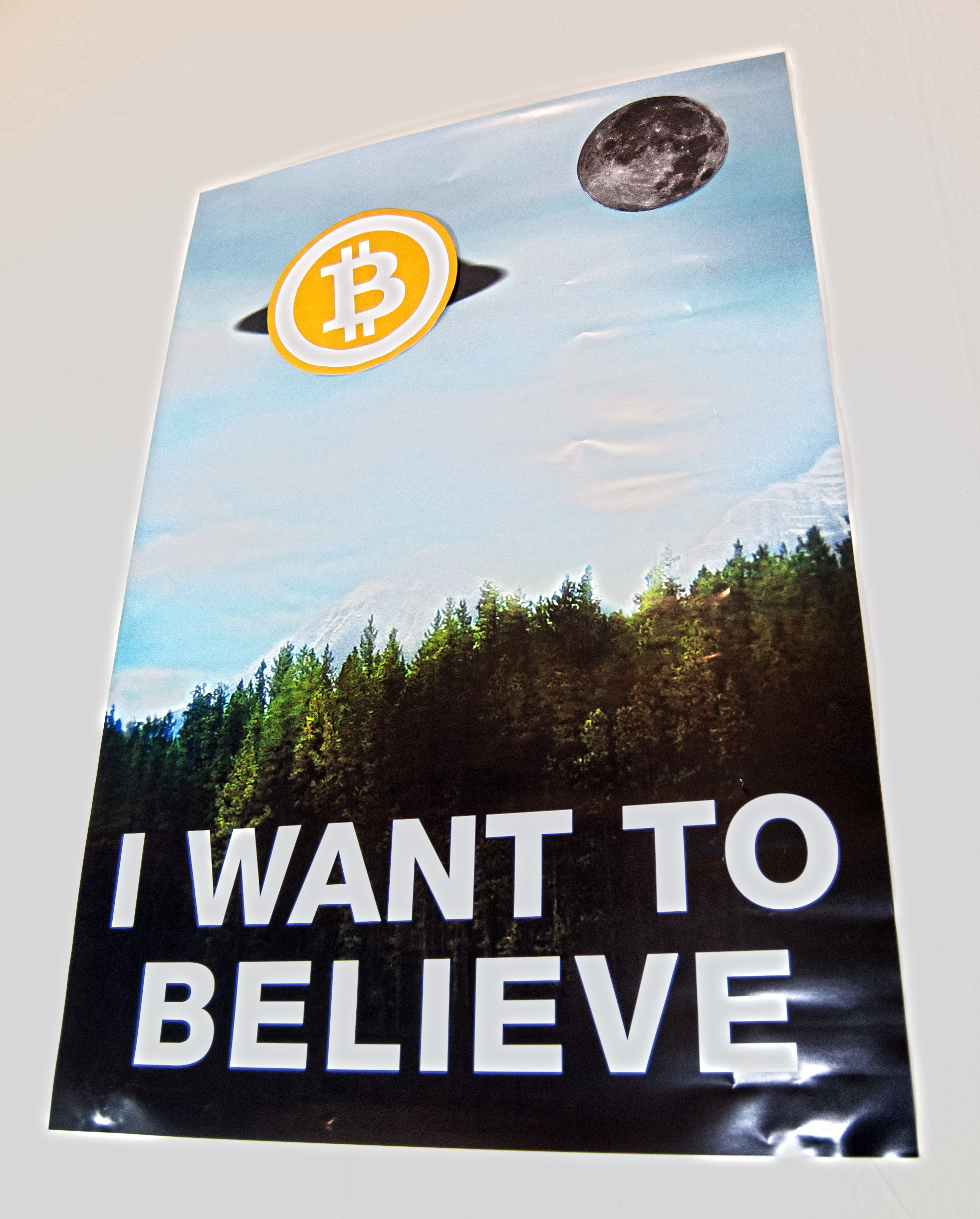 Believe in Bitcoin mod