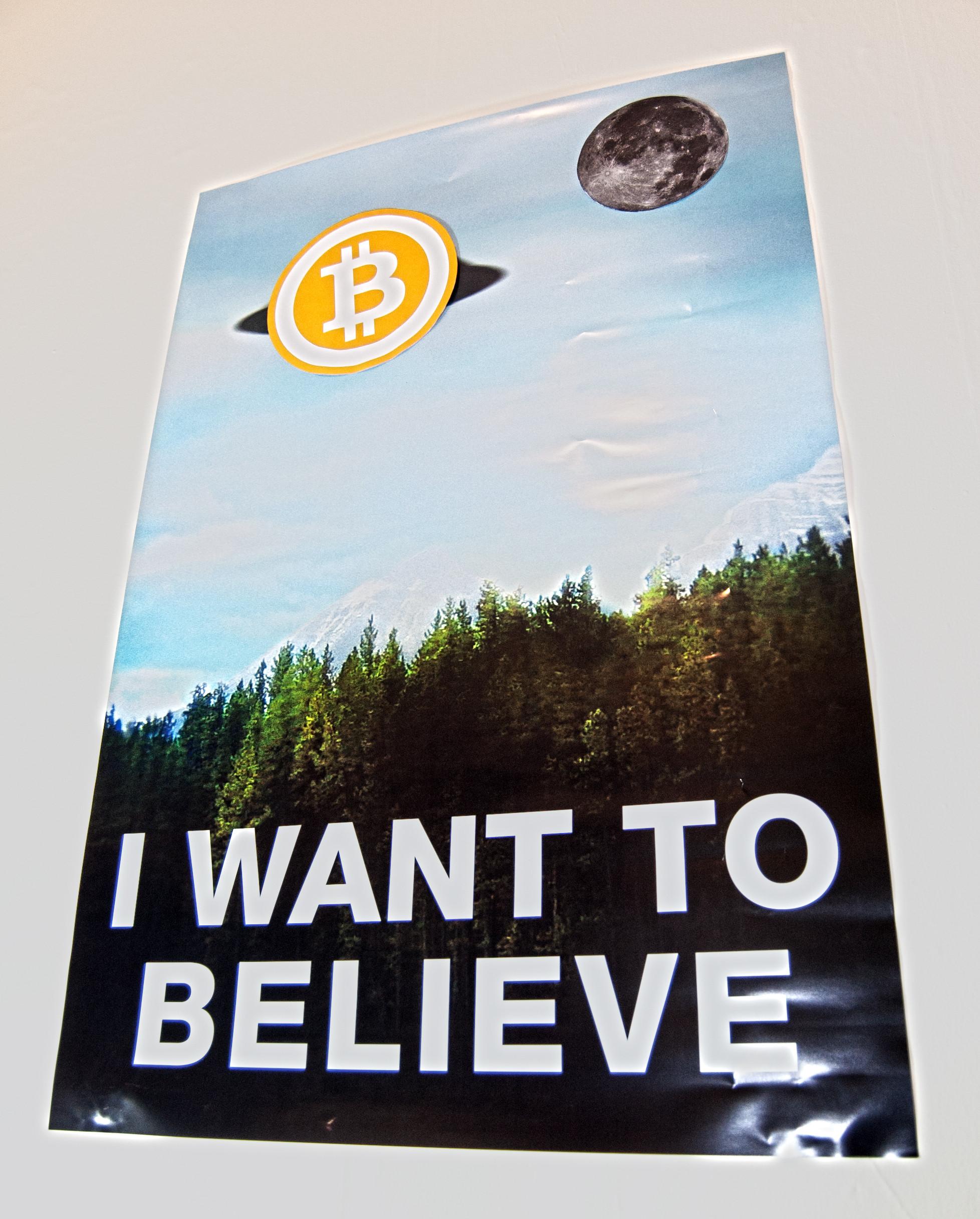 Believe in Bitcoin mod