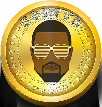 Coinye's previous logo