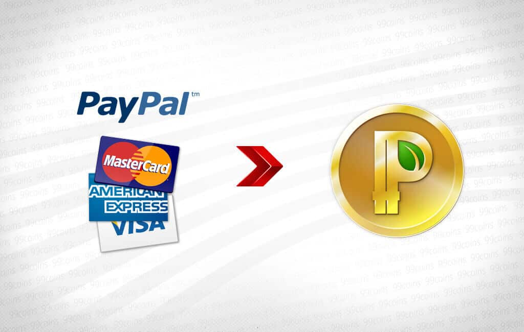 But Peercoin with Paypal