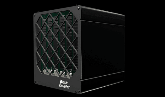 AsicMiner Block Erupter Cube