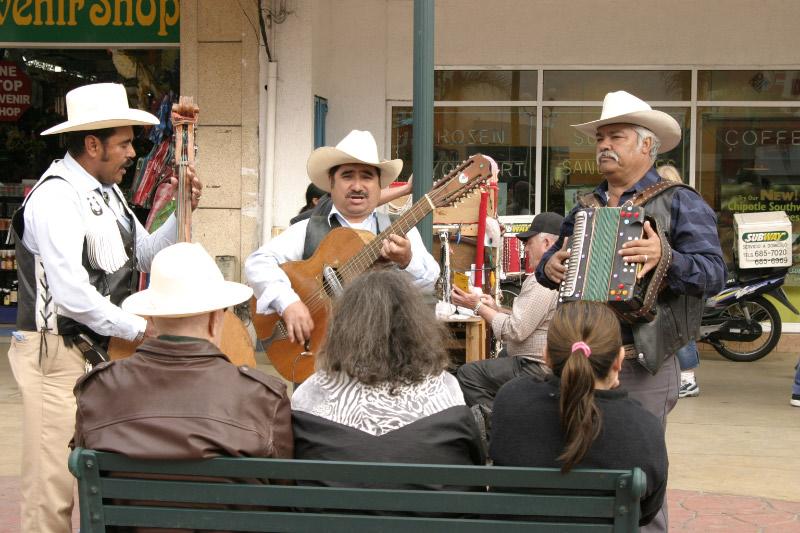 Tijuana-performers
