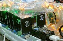 ASIC USB Bitcoin Mining Hub