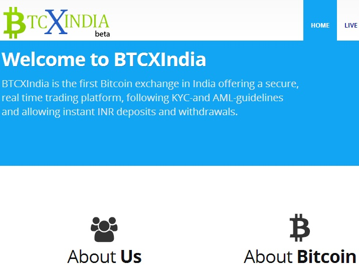 How can I convert bitcoins to Indian rupees and vice-versa?