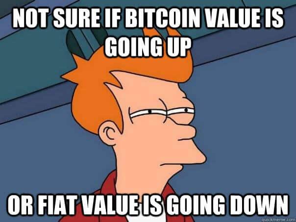Fry Bitcoin Up