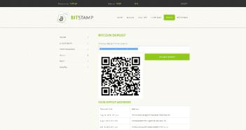 Bitstamp Bitcoin Deposit