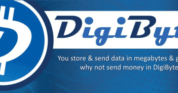 Digibyte Altcoin Banner