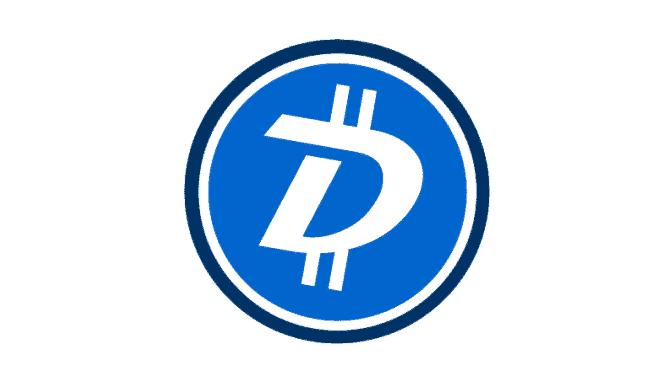Digibyte Altcoin Logo