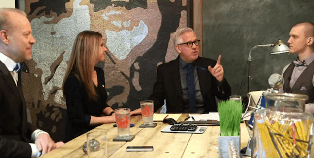 Glenn Beck Bitcoin Roundtable