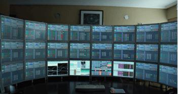 Incredible Trading Room Setup