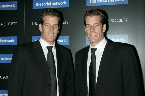 Winklevoss twins bitcoins