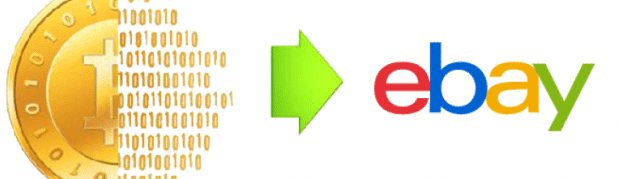 ebay accepts bitcoins