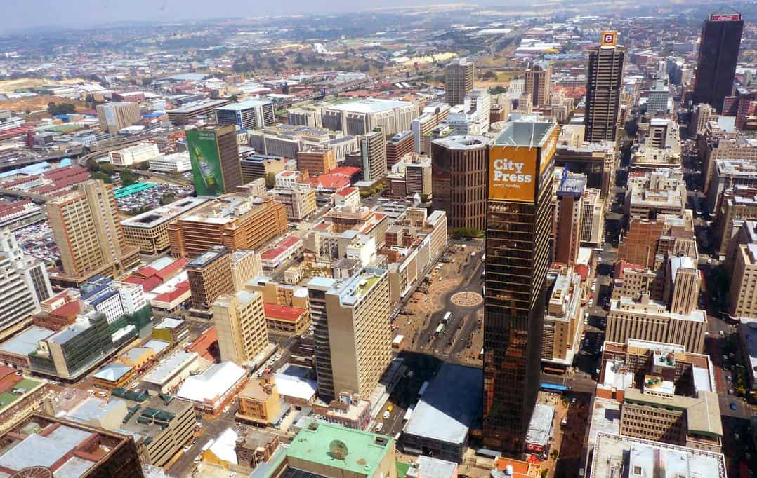 Johannesburg will be home to South Africa's first Bitcoin ATM