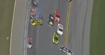 Josh Wise's NASCAR Dogecoin Dogecar