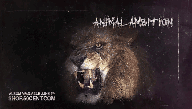 50 cent new album animal ambition