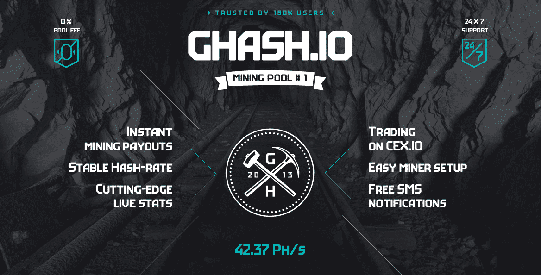 GHash.IO front page