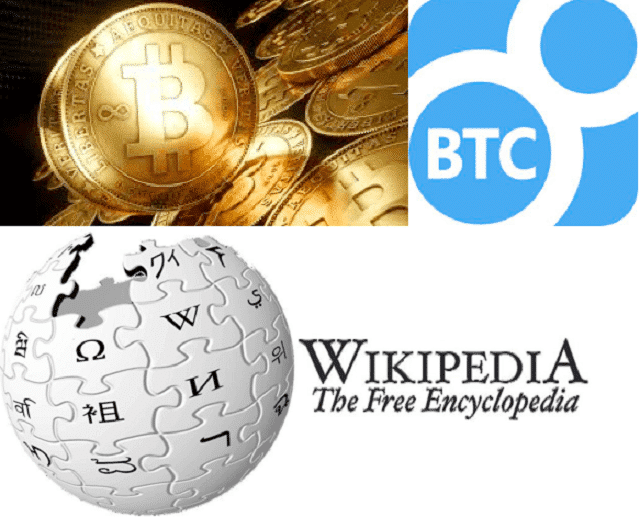 "Wikipedia starts accepting bitcoin donations after ""recent guidance from the IRS"""