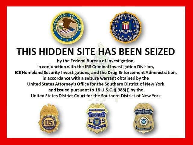 Silk Road Seized