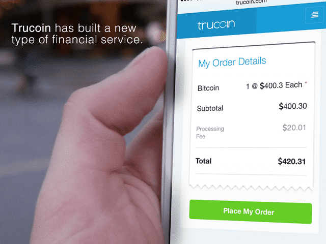 Press Release:  Trucoin Announces the Dissolution of Its Partnership with NCC and Presto Financial Along With Plans For an Official Launch That Will Nearly Quadruple the Old Partnership's Coverage of US States