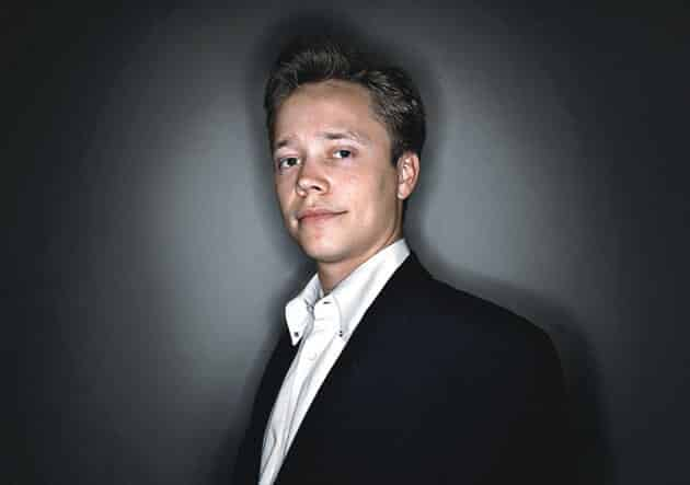 Bitcoin Foundation Board Member Brock Pierce