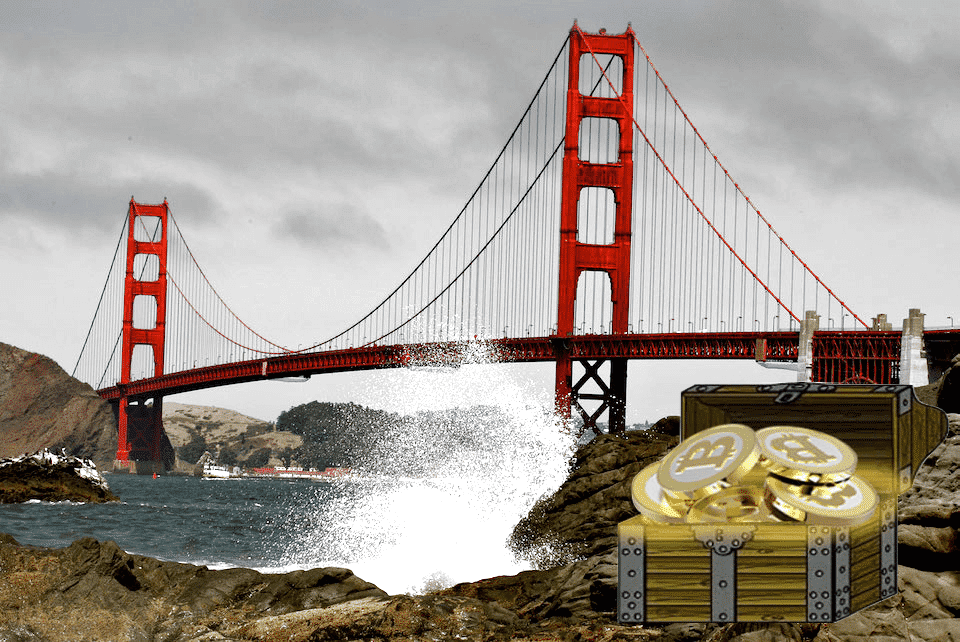 SF Hidden Bitcoin Starts a Treasure Hunt in San Francisco