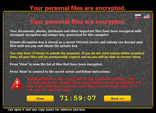 Sophisticated Bitcoin Ransomware Evolves, Critroni and TOR