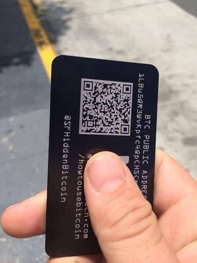 SF Hidden Bitcoin