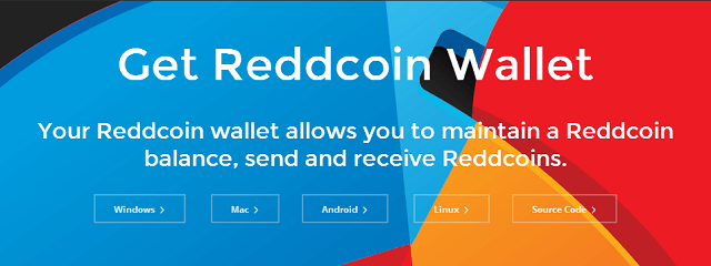 Reddcoin POSV Wallet Download Page
