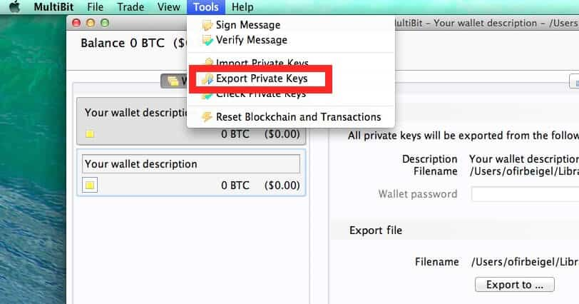 How to Backup your Bitcoin wallet (blockchain info, Bitcoin QT