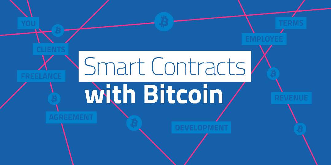 Smart Contracts with Bitcoin
