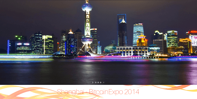 Press Release:  BitcoinExpo 2014 in Shanghai Has Revealed the AGENDA. LAST TICKETS AVAILABLE!