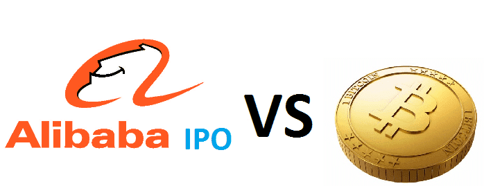 alibaba ipo vs bitcoin crash