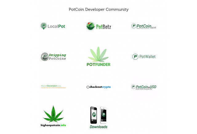 The Potcoin Way
