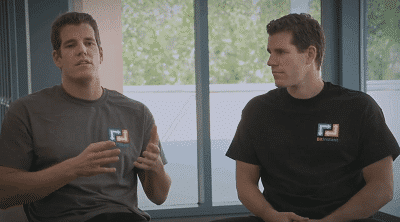 Tyler and Cameron Winklevoss  - The Rise and Rise of Bitcoin