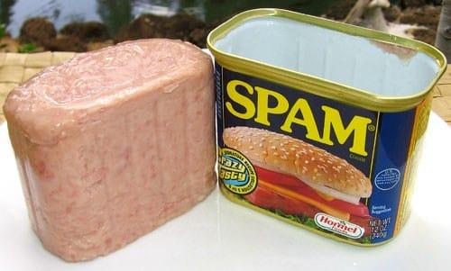 bitcoin spam