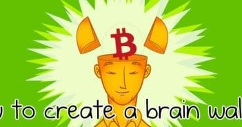 Create Bitcoin Brain Wallet