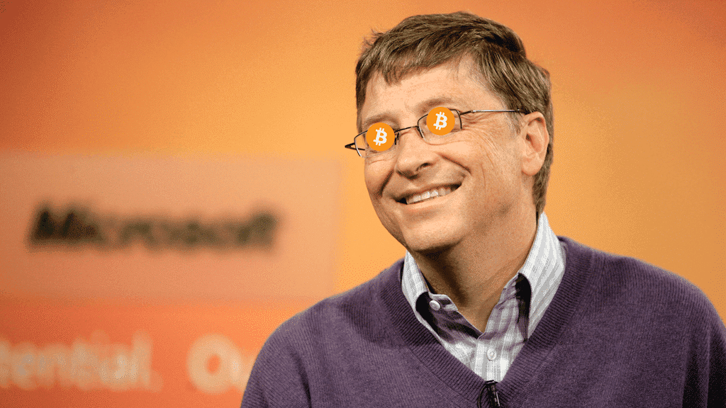 "Analysis: Bill Gates Says ""Bitcoin Is Better Than Currency"""