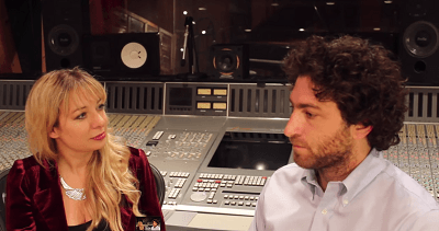 Tatiana Moroz Interviews Adam Krellenstein