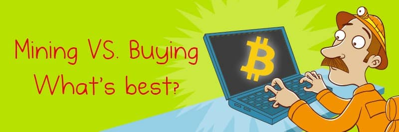 Mining vs buying bitcoins where will 10k get you ccuart Choice Image