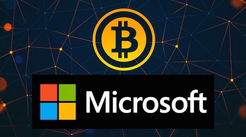 Microsoft Begins Accepting Bitcoin for Digital Content