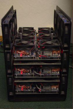 BFL's FPGA miniRig