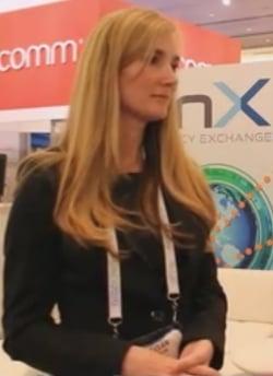 Megan Burton is the CEO of CoinX